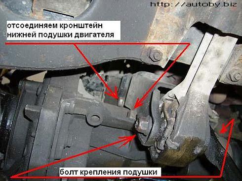 Замена ремня грм рено логан 1.4 фото 10